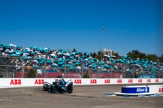 Stoffel Vandoorne, HWA Racelab, VFE-05 Alexander Sims, BMW i Andretti Motorsport, BMW iFE.18