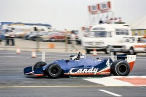 Jean-Pierre Jarier, Tyrrell 009