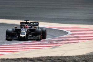 Пьетро Фиттипальди, Haas F1 Team VF-19