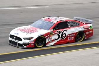 Matt Tifft, Front Row Motorsports, Ford Mustang The Pete Store
