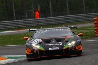 #519 Orange 1 FFF Racing Team Lamborghini Huracan GT3 EVO: Douglas Keen Philip, Giovanni Venturini, Franck Perera
