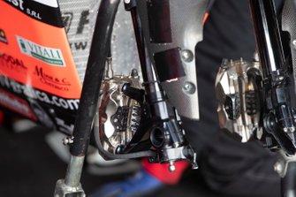 Freno Brembo sulla moto di Eugene Laverty, Team Go Eleven