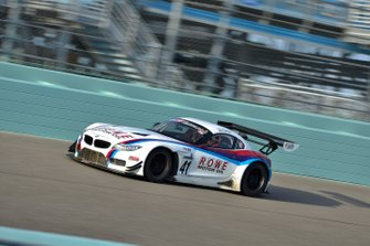 #41 MP1A BMW M4 GT3 driven by John Estupinan and Adam Yunis of TLM Racing