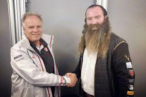 Gene Haas, Haas F1 Team, William Storey, PDG de Rich Energy