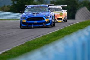 #07 TA4 Ford Mustang driven by Brian Kleeman of DWW Motorsports