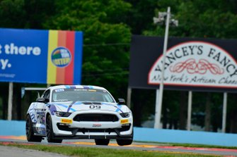 #09 TA4 Ford Mustang driven by Chris Outzen of DWW Motorsports