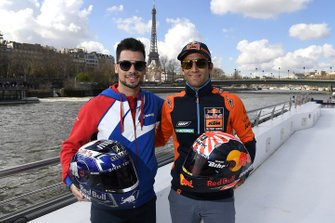 Miguel Oliveira, Red Bull KTM Tech 3, Johann Zarco, Red Bull KTM Factory Racing