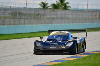 #230 FP1 Corvette Daytona Prototype driven by William Hubbell & Dennis Trebing of Hubbell Racing