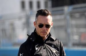 Andre Lotterer, DS TECHEETAH on a track walk