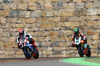 Tom Sykes, BMW Motorrad WorldSBK Team, Eugene Laverty, Team Go Eleven