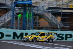 #10 MP1B Porsche GT3 Cup driven by Bart Collins & Carter Fartuch of MCR Racing