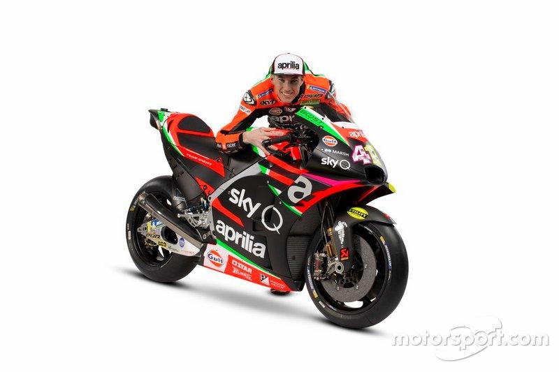Aprilia Racing Team Gresini - Aleix Espargaró