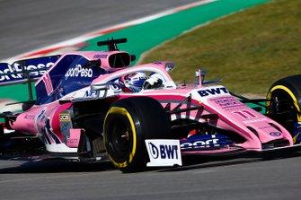 Sergio Perez, Racing Point F1 Team RP19