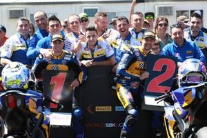 Federico Caricasulo, BARDAHL Evan Bros. WorldSSP Team, Randy Krummenacher, BARDAHL Evan Bros. WorldSSP Team,,Australian WorldSSP 2019