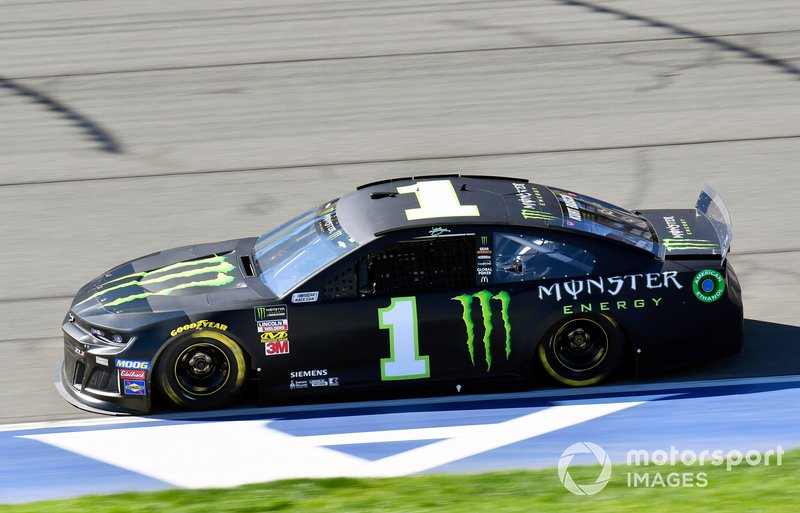 6. Kurt Busch, Chip Ganassi Racing, Chevrolet Camaro