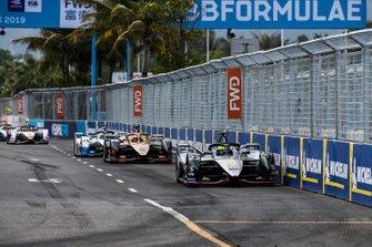 Oliver Rowland, Nissan e.Dams, Nissan IMO1, Jean-Eric Vergne, DS TECHEETAH, DS E-Tense FE19, Antonio Felix da Costa, BMW I Andretti Motorsports, BMW iFE.18