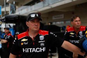 Josef Newgarden, Team Penske Chevrolet crew