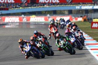 Michael van der Mark, Pata Yamaha, Jonathan Rea, Kawasaki Racing