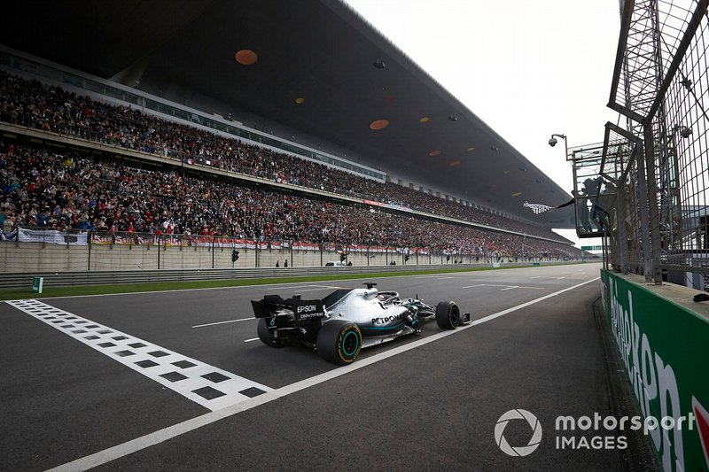 GP de China, Lewis Hamilton, Mercedes