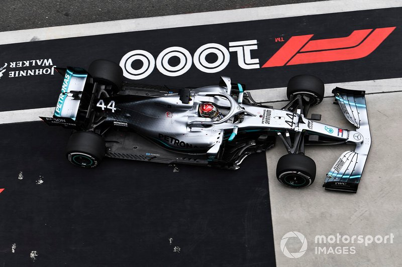 1000th race: 2019 Chinese Grand Prix