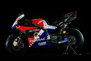 Pramac Racing livery with Automobili Lamborghini