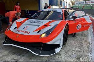 Alessandro Vezzoni, Ferrari 488 GT3