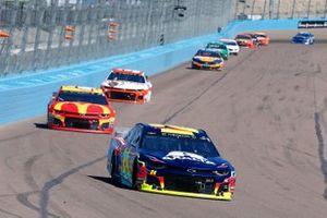 William Byron, Hendrick Motorsports, Chevrolet Camaro Axalta, Kyle Larson, Chip Ganassi Racing, Chevrolet Camaro McDonald's
