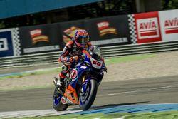 Michael van der Mark, Yamaha Superbike