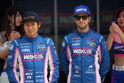 #6 WAKO'S 4CR LC500, アンドレア・カルダレッリ, 大嶋和也