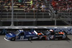 Austin Cindric, Brad Keselowski Racing Ford, Christopher Bell, Kyle Busch Motorsports Toyota