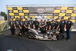 Top Fuel Harley Champion Jay Turner