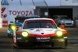 #912 Porsche Team North America Porsche 911 RSR: Kevin Estre, Laurens Vanthoor