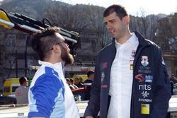 Stefano Comini, Comtoyou Racing; Dusan Borkovic, GE-Force