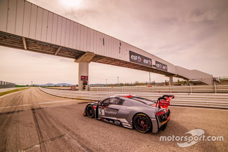 #5 Belgian Audi Club Team WRT, Audi R8 LMS: Marcel Fässler, Dries Vanthoor