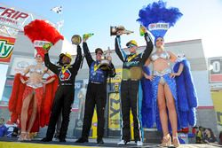 1. Top Fuel: Antron Brown; 1. Funny Car: Tommy Johnson Jr.; 1. Pro Stock: Tanner Gray