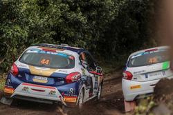 Артур Мурадян и Павел Челебаев, Peugeot 208 R2