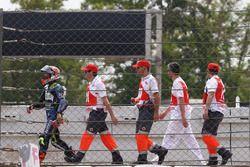 Hector Barbera, Avintia Racing after the crash