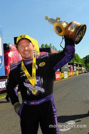Ganador Funny Car, Jack Beckman