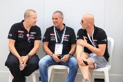 Fabien Barthez, Olivier Panis, Panis-Barthez Competition