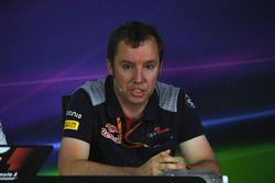 Jody Egginton, Toro-Rosso-Chassisleiter