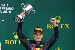 Podium: 3. Max Verstappen, Red Bull Racing