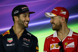 Даніель Ріккардо, Red Bull Racing, Себастьян Феттель, Ferrari