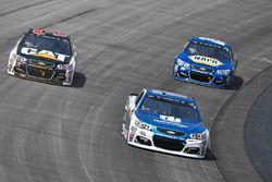 Dale Earnhardt Jr., Hendrick Motorsports Chevrolet, Ryan Newman, Richard Childress Racing Chevrolet,