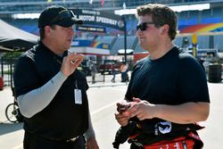 Cody Coughlin, ThorSport Racing Toyota y Terry Cook