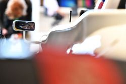 Patrick Friesacher, F1 Experiences 2-Seater driver mirror reflection