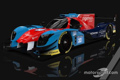 Eurasia Motorsport aankondiging