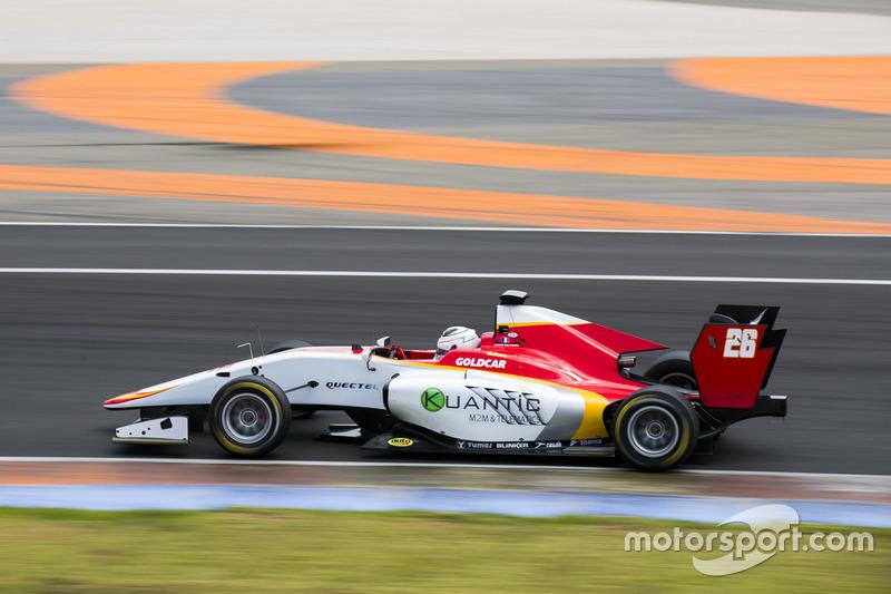 Julien Falchero, Campos Racing