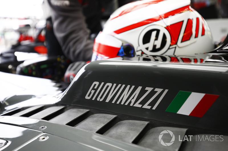 25 місце — Антоніо Джовінацці, Haas — 0