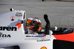 Stoffel Vandoorne, McLaren MP4/6