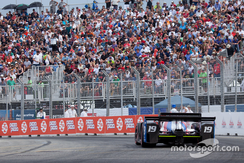 Ed Jones, Dale Coyne Racing Honda